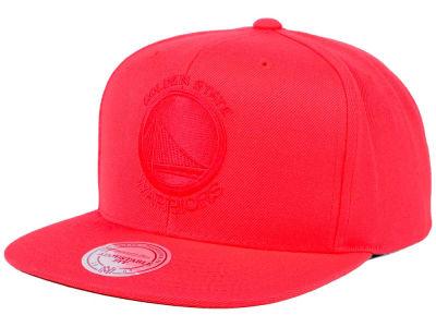 half off 1e704 b2c58 Golden State Warriors Mitchell   Ness NBA Hyper Colors Snapback Cap