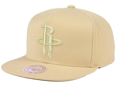 Houston Rockets Mitchell & Ness NBA Hyper Colors Snapback Cap