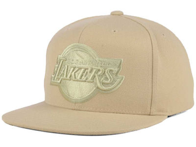 Los Angeles Lakers Mitchell & Ness NBA Hyper Colors Snapback Cap