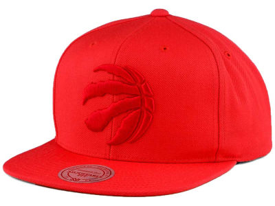 Toronto Raptors Mitchell & Ness NBA Hyper Colors Snapback Cap