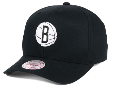 Brooklyn Nets Mitchell & Ness NBA X Flex Fit Snapback Cap