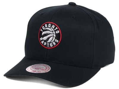 Toronto Raptors Mitchell & Ness NBA X Flex Fit Snapback Cap