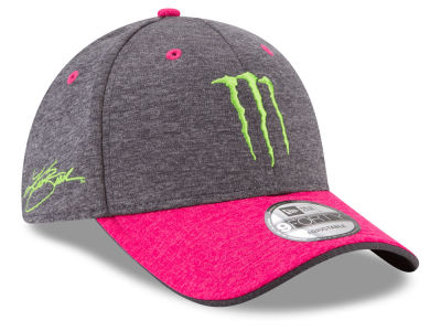 Kurt Busch New Era 2017 NASCAR Breast Cancer Awareness 9FORTY Cap