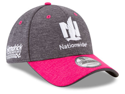 Dale Earnhardt Jr. New Era 2017 NASCAR Breast Cancer Awareness 9FORTY Cap