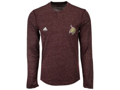 Texas State Bobcats adidas NCAA Men's Henley Long Sleeve T-Shirt
