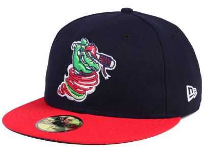 Lowell Spinners New Era MiLB AC 59FIFTY Cap