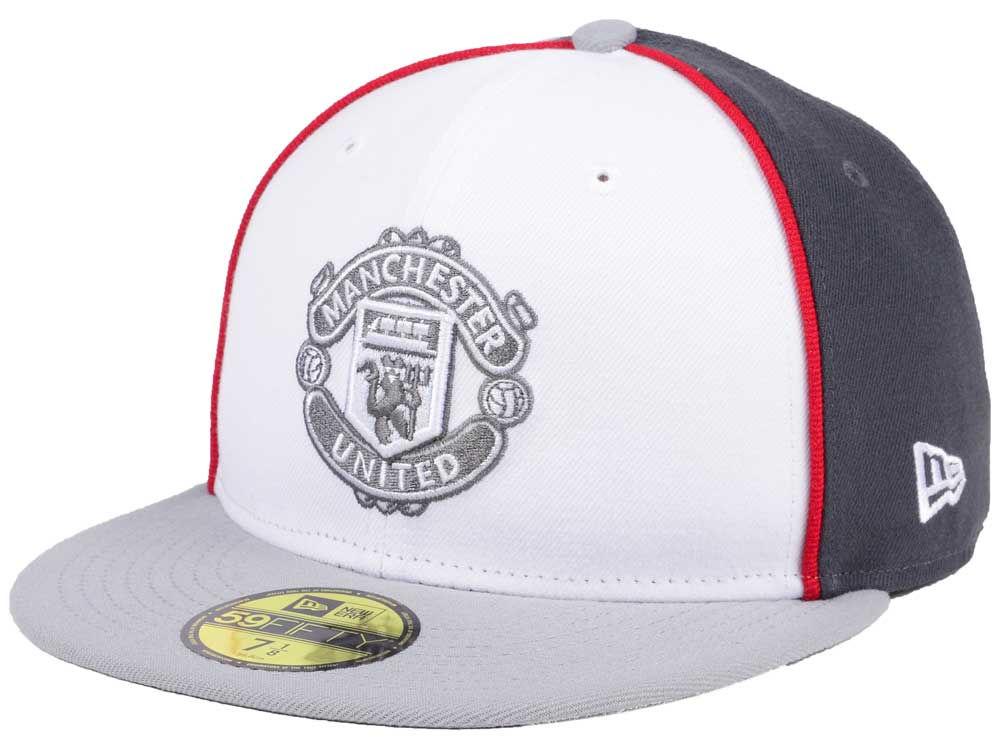 Manchester United New Era EPL Kit Hook Up 59FIFTY Cap  200c2028adc