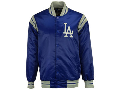 Los Angeles Dodgers Starter MLB Men's Starter Legacy Satin Jacket