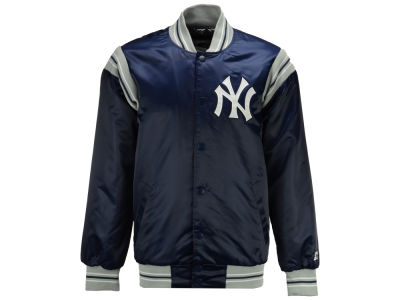 New York Yankees Starter MLB Men's Legacy Satin Jacket