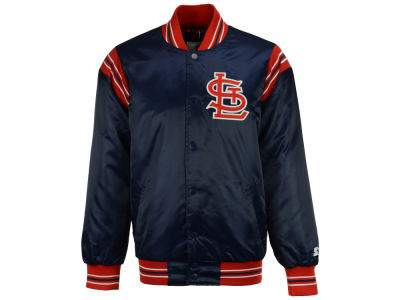 St. Louis Cardinals Starter MLB Men's Starter Legacy Satin Jacket