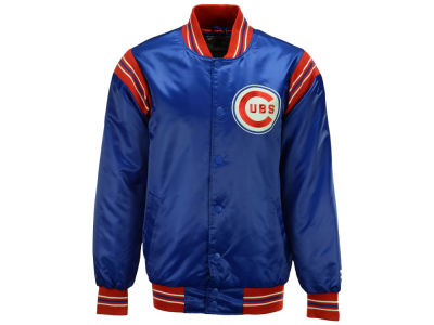 Chicago Cubs Starter MLB Men's Legacy Satin Jacket
