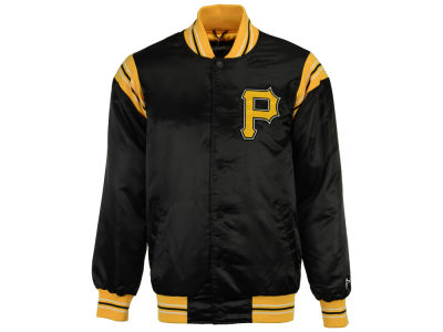 Pittsburgh Pirates Starter MLB Men's Legacy Satin Jacket