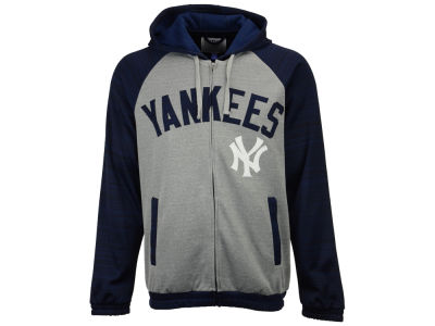 New York Yankees MLB Men's Legend Hooded Track Jacket
