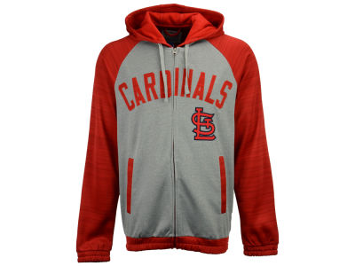 St. Louis Cardinals MLB Men's Legend Hooded Track Jacket