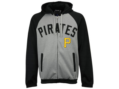 Pittsburgh Pirates MLB Men's Legend Hooded Track Jacket