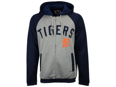 Detroit Tigers MLB Men's Legend Hooded Track Jacket