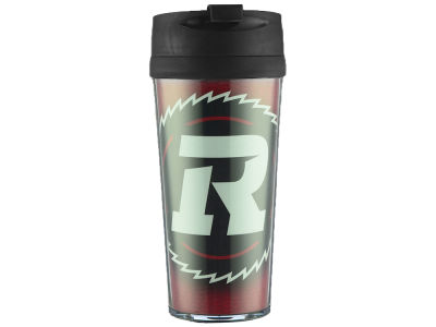 Ottawa RedBlacks Travel Tumbler - 16oz