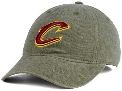 48937b076c6 Cleveland Cavaliers Mitchell   Ness NBA Blast Wash Dad Hat