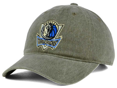 Dallas Mavericks Mitchell & Ness NBA Blast Wash Dad Hat