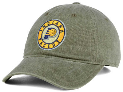 Indiana Pacers Mitchell & Ness NBA Blast Wash Dad Hat