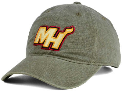 new styles e7abb 79aa6 ... promo code for miami heat mitchell ness nba blast wash dad hat 5b068  76541