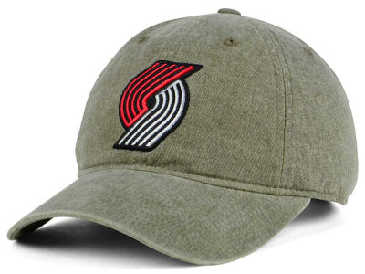 Portland Trail Blazers Mitchell & Ness NBA Blast Wash Dad Hat