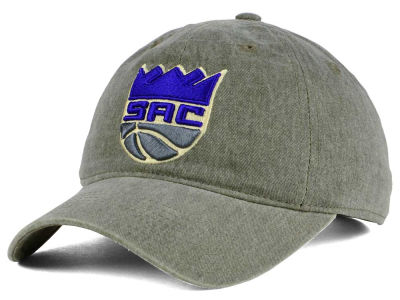 Sacramento Kings Mitchell & Ness NBA Blast Wash Dad Hat