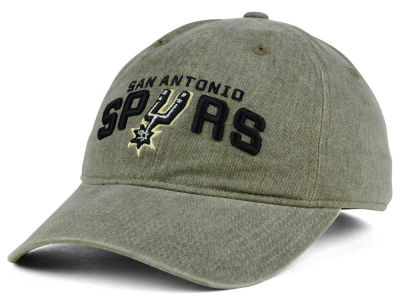 San Antonio Spurs Mitchell & Ness NBA Blast Wash Dad Hat