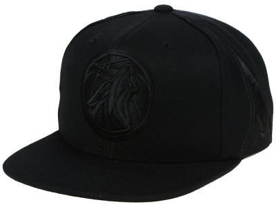 Minnesota Timberwolves Mitchell & Ness NBA Tonal Short Hook Snapback Cap
