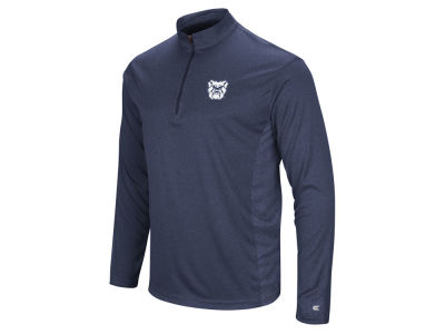 Butler Bulldogs Colosseum NCAA Men's Audible Quarter Zip Pullover
