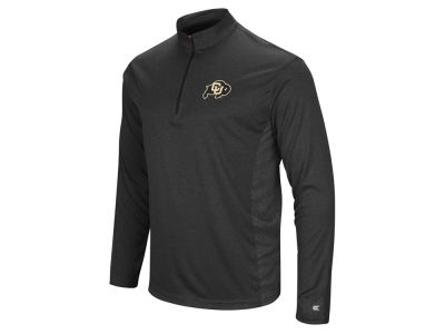 Colorado Buffaloes Colosseum NCAA Men's Audible Quarter Zip Pullover