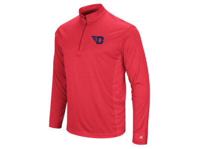 Dayton Flyers Colosseum NCAA Men's Audible Quarter Zip Pullover