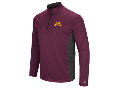 Minnesota Golden Gophers Colosseum NCAA Men's Audible Quarter Zip Pullover