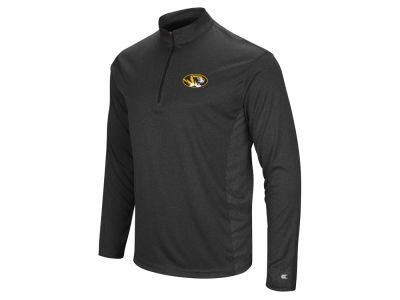 Missouri Tigers Colosseum NCAA Men's Audible Quarter Zip Pullover