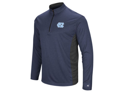 North Carolina Tar Heels Colosseum NCAA Men's Audible Quarter Zip Pullover