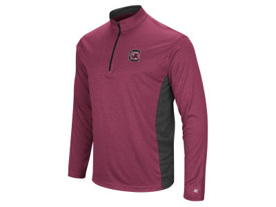 South Carolina Gamecocks Colosseum NCAA Men's Audible Quarter Zip Pullover