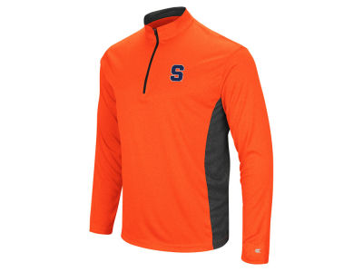 Syracuse Orange Colosseum NCAA Men's Audible Quarter Zip Pullover