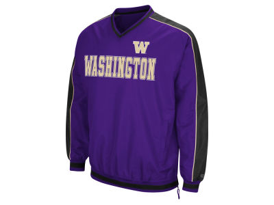 Washington Huskies Colosseum NCAA Men's Attack Line Windbreaker Jacket