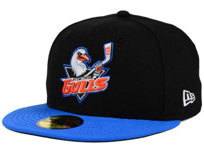 San Diego Gulls New Era NHL Basic 59FIFTY Cap