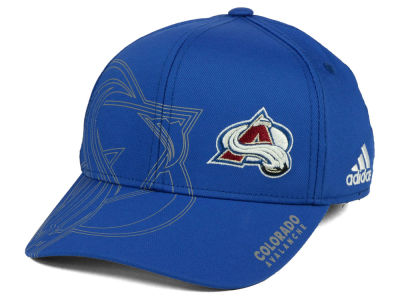 Colorado Avalanche adidas NHL 2nd Season Flex Cap