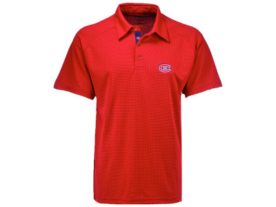 Montreal Canadiens NHL Men's Tactical Diamond Cut Polo