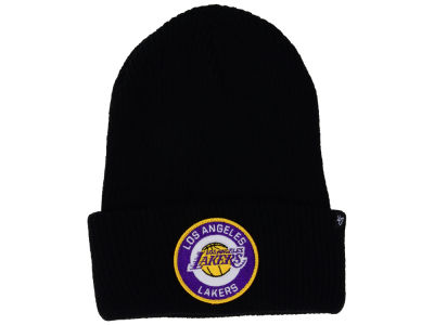 Los Angeles Lakers '47 NBA Ice Block Cuff Knit