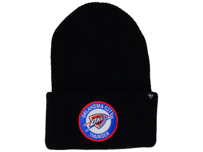 Oklahoma City Thunder '47 NBA Ice Block Cuff Knit