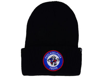 Philadelphia 76ers '47 NBA Ice Block Cuff Knit