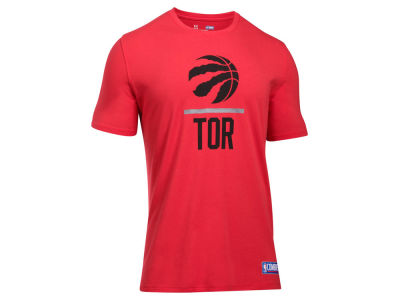 Toronto Raptors Under Armour NBA Men's Lockup T-Shirt