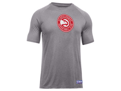 Atlanta Hawks Under Armour NBA Men's Primary Logo T-Shirt