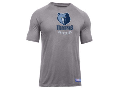 Memphis Grizzlies Under Armour NBA Men's Primary Logo T-Shirt