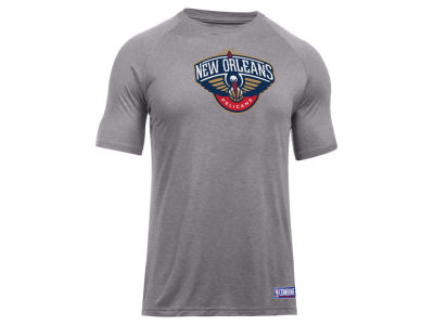 New Orleans Pelicans Under Armour NBA Men's Primary Logo T-Shirt