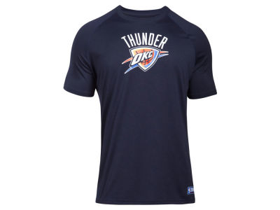 Oklahoma City Thunder Under Armour NBA Men's Primary Logo T-Shirt