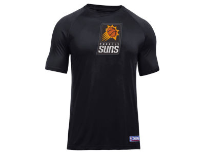 Phoenix Suns Under Armour NBA Men's Primary Logo T-Shirt